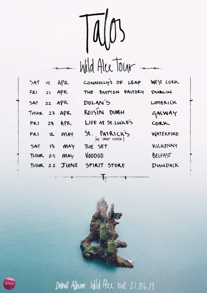 Wild Alee Tour Talos