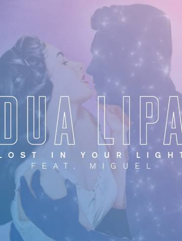 Dua Lipa Miguel Lost In Your Light Cover