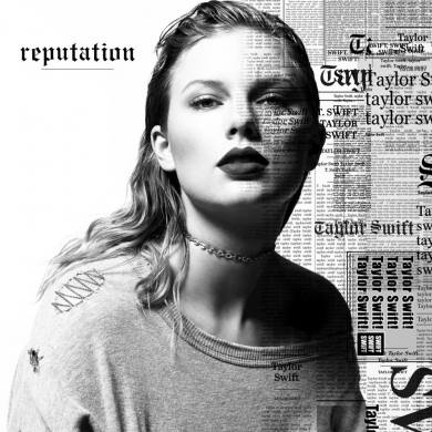 Taylor Swift Reputation Cover Vibes Of SIlence