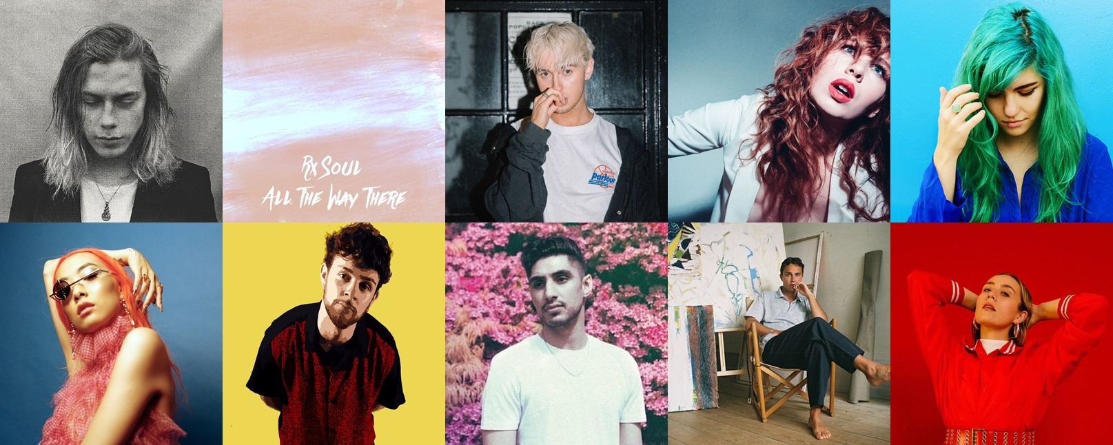 TEN ARTISTS TO WATCH IN 2018