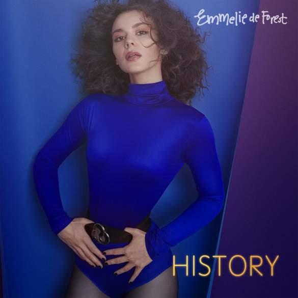 Emmelie-de-forest-history-ep-cover
