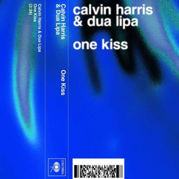 CalvinHarris_DuaLipa_OneKiss_Cover