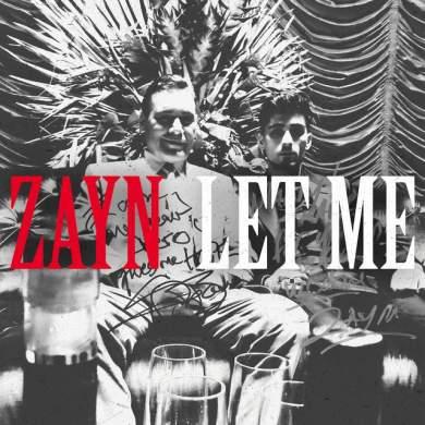 ZAYN - Let Me_Cover