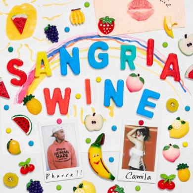 PharrellWilliams-CamilaCabello-SangriaWine-Cover