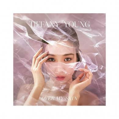 TiffanyYoung_OverMySkin_Cover_VibesOfSilence