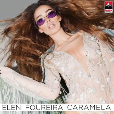 Eleni_Foureira_Caramela_Cover_VibesOfSIlence