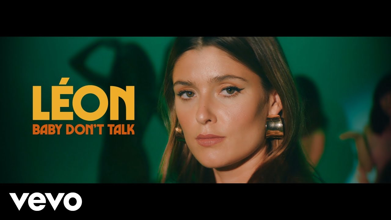 Léon-Baby-Dont-Talk-Cover