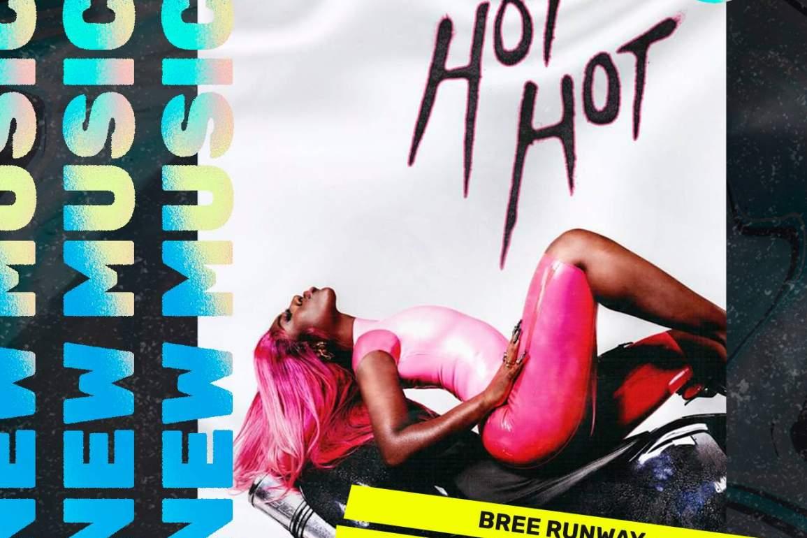 BreeRunway_HotHot_tracks_vibesofsilence